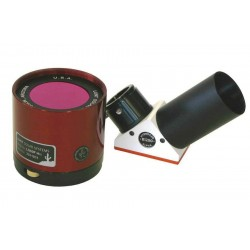 Lunt LS60FHa2/B1200 60mm H-Alpha Etalon-Filter-System with B1200 Blocking Filter for 2-inch Focusers