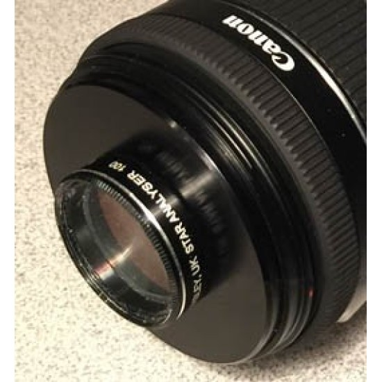 "M58 Camera Lens Adapter for 1.25"" Star Analyser"