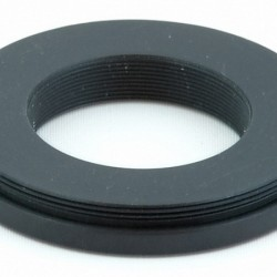 Filter Adapter with M28.5 female and M48 male thread