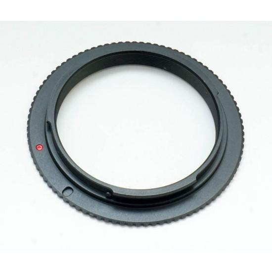 M48 ULTRA SHORT Lens Adapter / Adjustment Ring for Canon EOS dSLRs