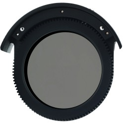 DEO-Tech VND Filter Holder with Built-In VND2-1000 Variable Neutral Density Filter ND0.3-ND3.0