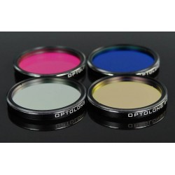 "Optolong LRGB-CCD Filter Set 2"" - Set of Luminance (IR-cut, Red, Green and Blue CCD Filters)"