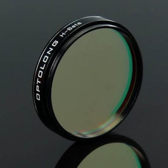 "Optolong H-beta 25nm Visual Nebulosity Filter 2"""