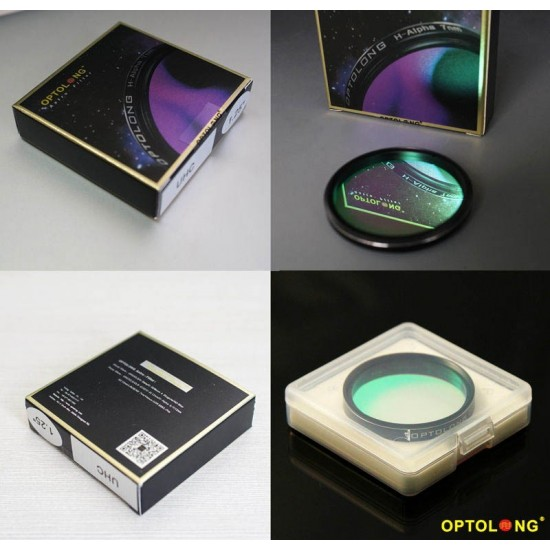 Optolong OIII 25nm Visual Nebulosity Filter 1.25""