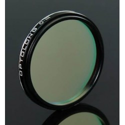 """Optolong OIII-CCD 12nm Deep Sky Imaging Filter 1.25"""" for CCD Astro Photography"""