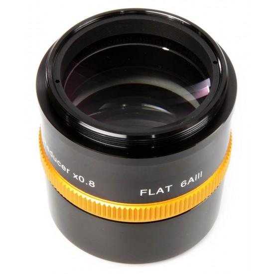 William Optics P-FLAT6AIII Adjustable MkIII 0.8x Reducer / Flattener