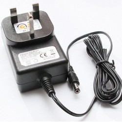 365Astronomy 12V 1.0A AC Adaptor for Small Telescope Mounts