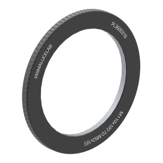 """Primaluce Lab Adapter from M110 to M92 Female for ESATTO 4"""" to Connect Takahashi Photographic Adapters"""