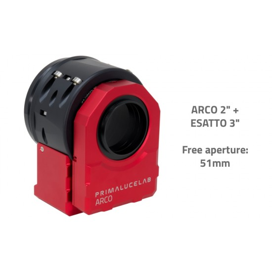 """Primaluce Lab Adapter between ESATTO 3"""" and ARCO 2"""""""