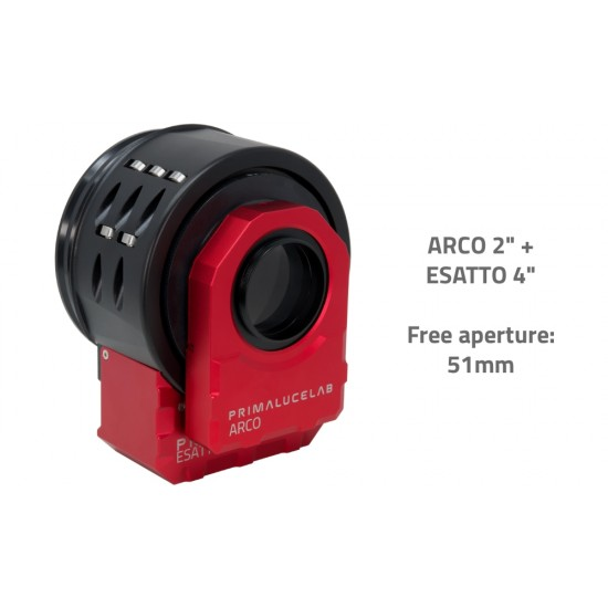 """Primaluce Lab Adapter between ESATTO 4"""" and ARCO 2"""""""