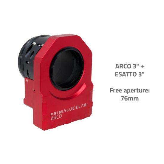"""Primaluce Lab Adapter between ESATTO 3"""" and ARCO 3"""""""