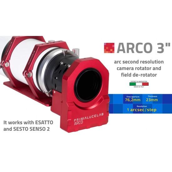 "Primaluce Lab ARCO 3"" High Precision Camera Rotator and Field De-rotator"