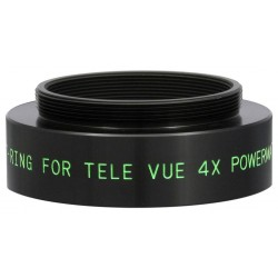 "TeleVue T-Ring Adapter for PMT-4201 4x 2"" Powermate"