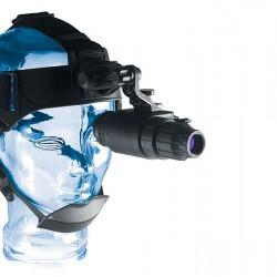 Pulsar Challenger GS 1x20 NVG Digital Night Vision Monocular with Headmount