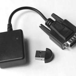 Pierro Astro EQ Tooth - DB9 Bluetooth Interface