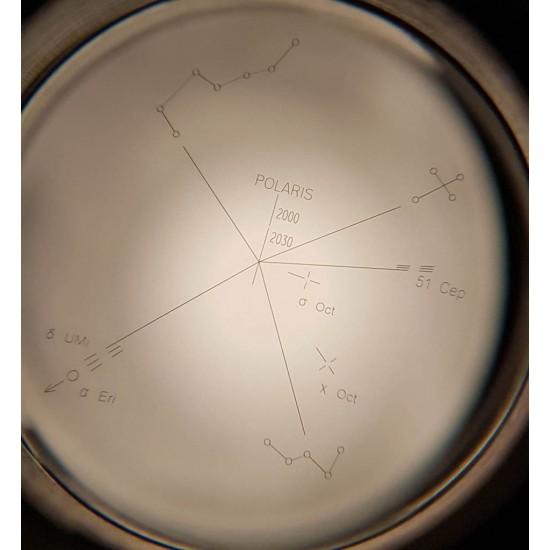 365Astronomy Illuminated Polarscope for Fornax-10, Fornax-52 Mounts & Vixen Polarie