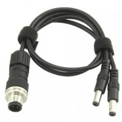 Primaluce Lab EAGLE-compatible Power Cable for Primaluce Lab Dew Heaters - 35cm for the 3A Connector