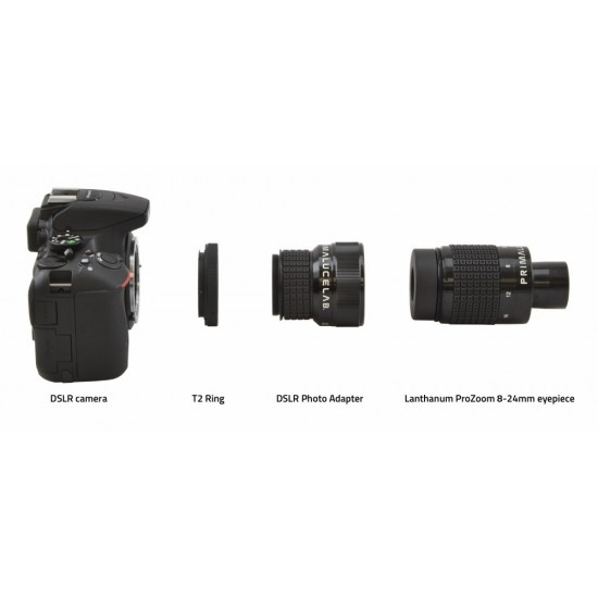 Primaluce Lab Lanthanum ProZOOM 8 - 24mm DeLuxe Zoom Eyepiece
