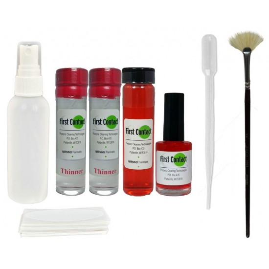 Photonic Red First Contact Cleaning Solution Astronomy STARTER Kit