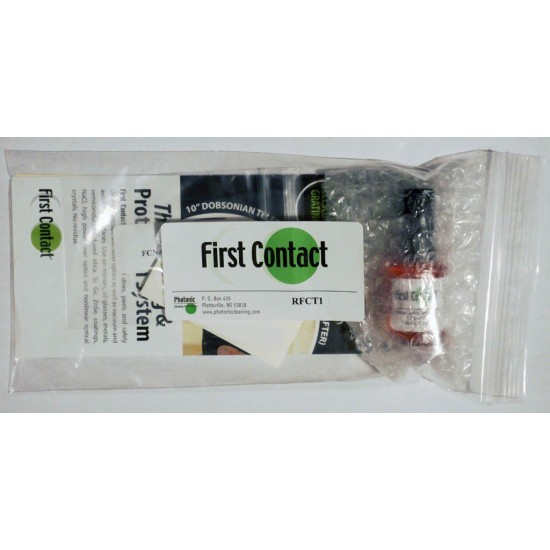 Photonic Red First Contact Cleaning Solution SAMPLE Kit - 15ml