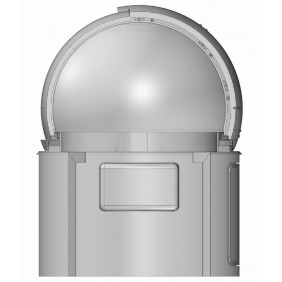 ScopeDome 2M Observatory Dome with Full Automation