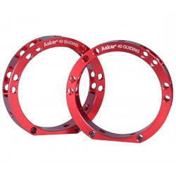 ASKAR 55mm Guide Rings for FMA180 and Other Guidescopes (36mm to 50mm) -  1 PAIR