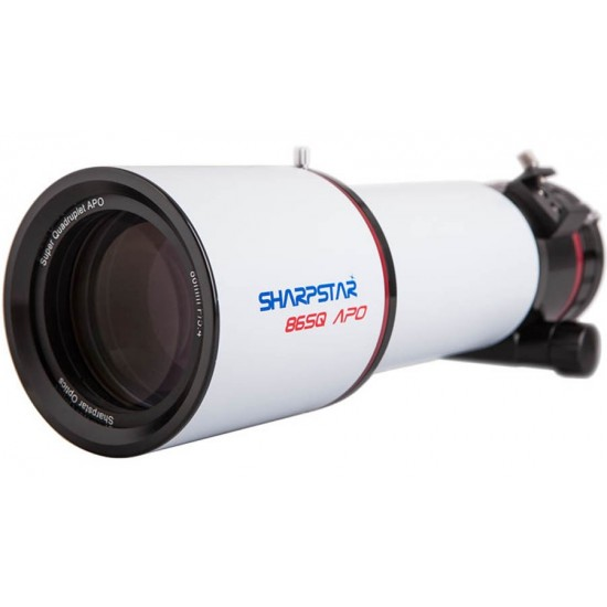 SharpStar 86SQ 86mm f/5.4 Quadruplet Apochromatic Refractor Telescope