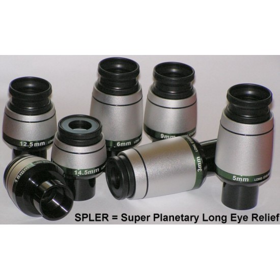 14mm SPLER Super Planetary Long Eye Relief Eyepiece