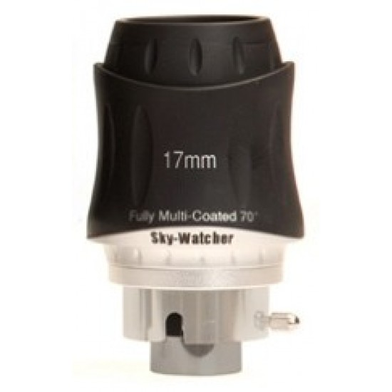 """Sky-Watcher 17mm SWA 70 Degree Super Wide Angle 1.25""""/2"""" Dual Fit Eyepiece"""