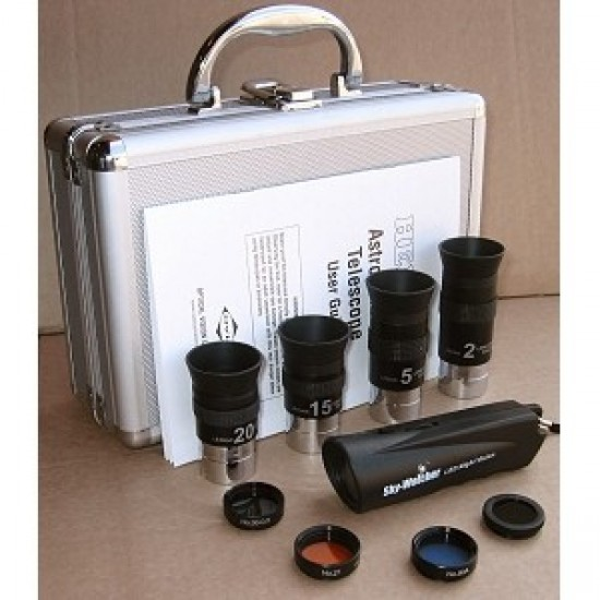 SkyWatcher LER Eyepiece and Filter Set - NEW Version