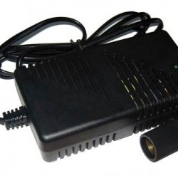 Lacerta 12V 4A Regulated Mains Power Supply Unit with Cigarette Lighter Type Socket