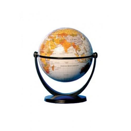 """4"""" Stellan White Globe 10cm"""