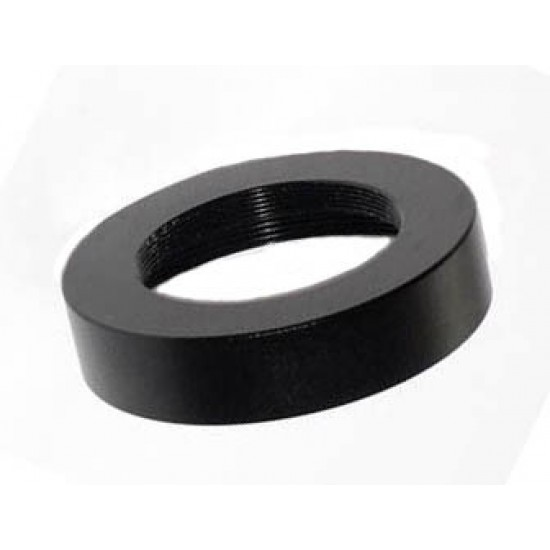 Filter Adapter with M28.5 female and T2 female Threads