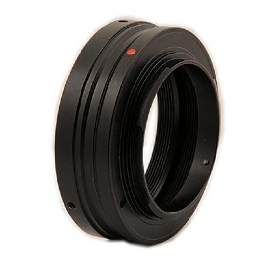 T-Ring Micro Four Thirds - T2 Lens Adapter Ring for Micro 4/3 dSLR Cameras WITHOUT EXTENSION