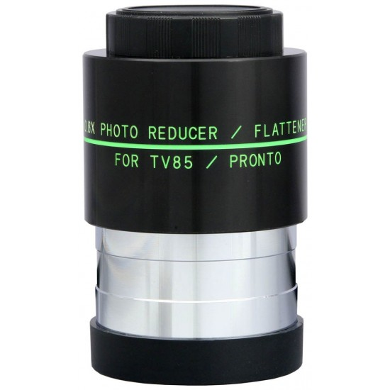 TeleVue TRF-2008 0.8x Reducer / Flattener for TV-85, TV-76 and Other 400-600mm Focal Length Refractors
