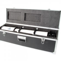 TS-Optics Aluminium Carrying Case / Transport Case for Refractors up to 130mm Aperture