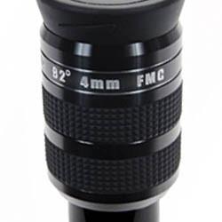 "TS-Optics 1.25"" Ultra Wide Angle Eyepiece UWAN 4mm - 82-degrees Field of View"