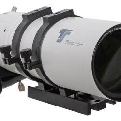 "TS-Optics Photoline 72mm Doublet APO Refractor 72/432mm f/6 FPL53 and Lanthanum APO with 2.5"" Dual Speed Rack & Pinion Focuser"