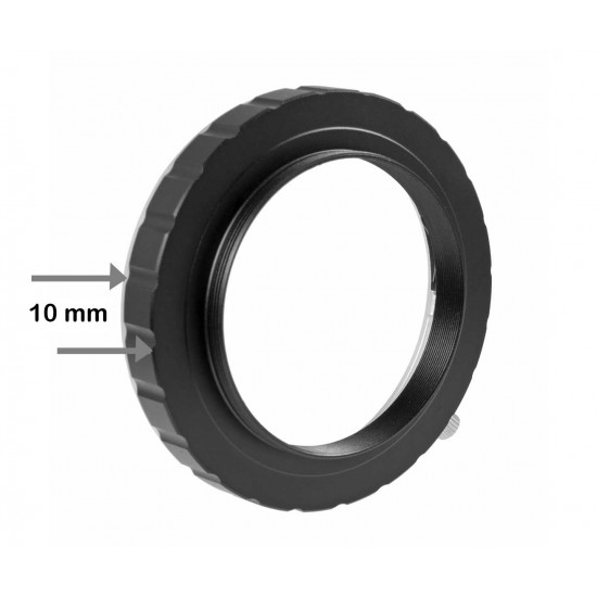 TS CCD Adapter for Canon EOS Lens to M48 with 10mm Optical Length