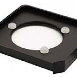 TS Optics Filter Drawer for 36mm Round Unmounted Filters - to Be Used with TS Filter Quick Changer