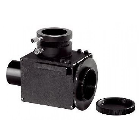 """TS Optics - 1.25"""" flip mirror for astrophotography and precice focussing"""