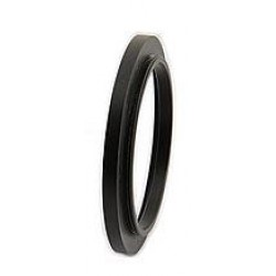 T2 - M48 Converter Ring with Female M48-thread and Male T-thread - 8mm Length