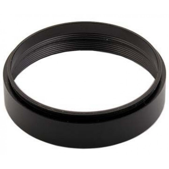 TS-Optics 2 inch Extension Tube with Double Sided 2-inch Filterthread - 8mm Length