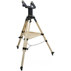 TeleVue Gibraltar HD5 Alt-Azimuth Mount with Wooden Tripod