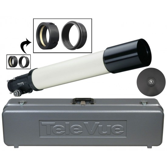 TeleVue TV-NP127is Quadruplet APO Refractor Telescope