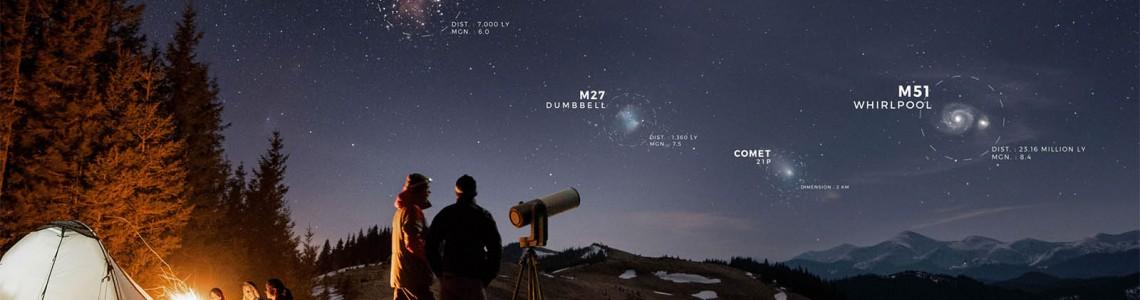 Really Amazing Smart Telescopes