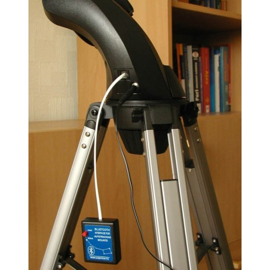 Bluetooth Interface for Skywatcher EQ6 Telescope Mounts