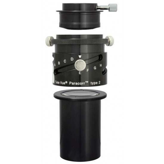 "Televue Paracorr Type 2 Coma Corrector for 2"" Focusers"