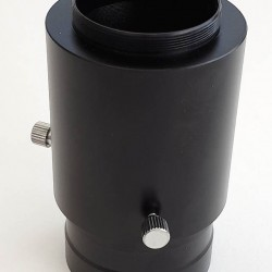 "365Astronomy Adjustable Camera Adapter from 2"" to T2 - Variable Length"