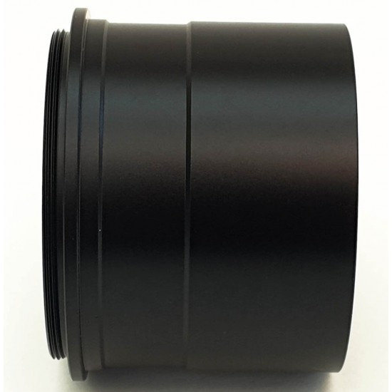"""365Astronomy Adapter from 2"""" Push-fit to M48 with 2"""" Inner Filter Thread"""